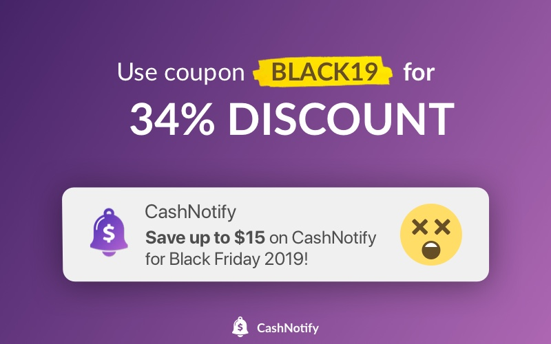 Our Black Friday 2019 Deal